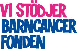 Logo Barncancerfonde