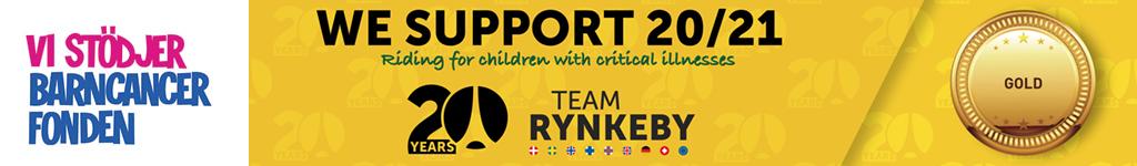 Zitac Team Rynkeby Guldsponsor